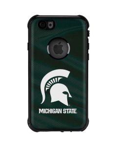 Michigan State University Away Grey Jersey iPhone 6/6s Waterproof Case