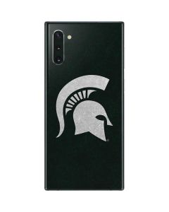 Michigan State University Spartans Logo Galaxy Note 10 Skin
