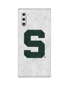 Michigan State University Spartans Mean Green S Galaxy Note 10 Skin
