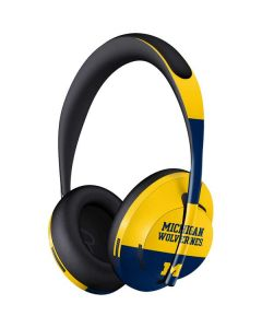 Michigan Wolverines Split Bose Noise Cancelling Headphones 700 Skin