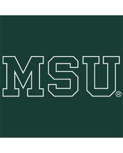 Michigan State University MSU Letters iPhone 8 Pro Case