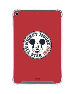Mickey Mouse All Star iPad Mini 5 (2019) Clear Case