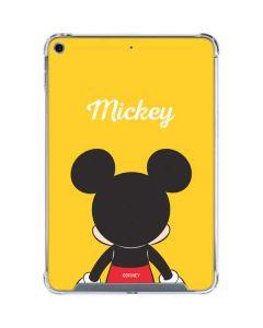 Mickey Mouse Backwards iPad Mini 5 (2019) Clear Case