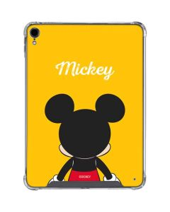 Mickey Mouse Backwards iPad Pro 11in (2018-19) Clear Case