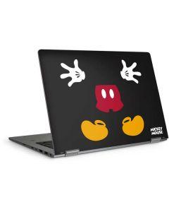 Mickey Mouse Body HP Elitebook Skin
