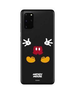 Mickey Mouse Body Galaxy S20 Plus Skin