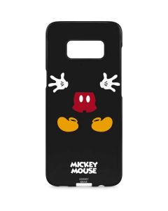 Mickey Mouse Body Galaxy S8 Plus Lite Case