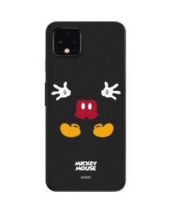 Mickey Mouse Body Google Pixel 4 Skin