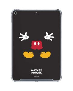 Mickey Mouse Body iPad 10.2in (2019-20) Clear Case