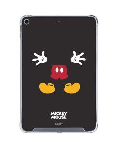 Mickey Mouse Body iPad Mini 5 (2019) Clear Case