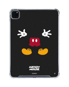 Mickey Mouse Body iPad Pro 11in (2020) Clear Case