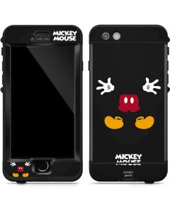 Mickey Mouse Body LifeProof Nuud iPhone Skin
