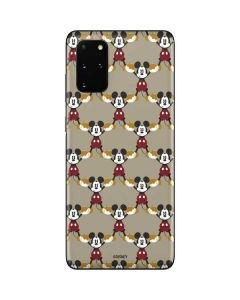 Mickey Mouse Formation Galaxy S20 Plus Skin
