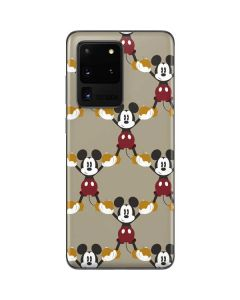 Mickey Mouse Formation Galaxy S20 Ultra 5G Skin