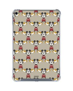 Mickey Mouse Formation iPad Mini 5 (2019) Clear Case