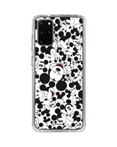 Mickey Mouse Galaxy S20 Plus Clear Case