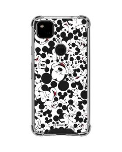 Mickey Mouse Google Pixel 4a Clear Case