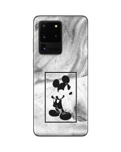 Mickey Mouse Marble Galaxy S20 Ultra 5G Skin