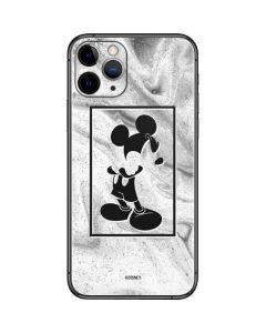 Mickey Mouse Marble iPhone 11 Pro Skin