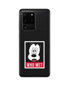 Mickey Mouse Who Me Galaxy S20 Ultra 5G Skin
