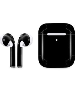 Midnight Apple AirPods 2 Skin