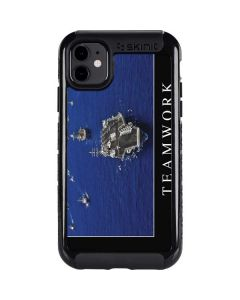 Military Inspirational Poster iPhone 11 Cargo Case