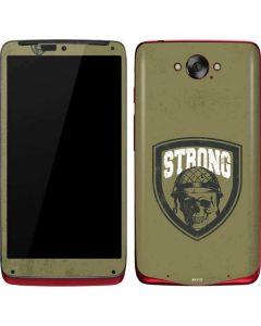 Military Strong Motorola Droid Skin