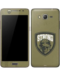 Military Strong Galaxy Grand Prime Skin