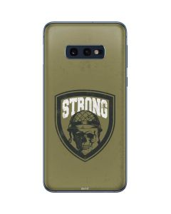 Military Strong Galaxy S10e Skin