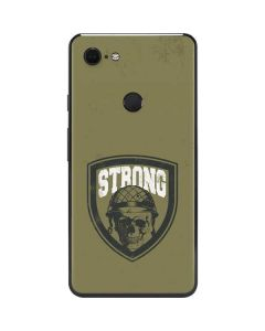 Military Strong Google Pixel 3 XL Skin