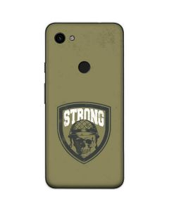 Military Strong Google Pixel 3a Skin