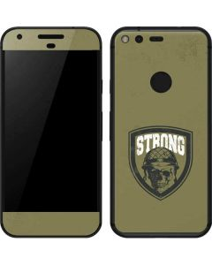 Military Strong Google Pixel Skin