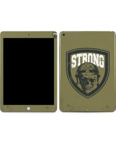 Military Strong Apple iPad Skin