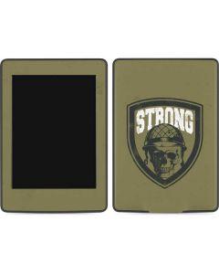 Military Strong Amazon Kindle Skin