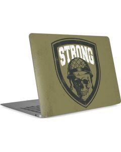 Military Strong Apple MacBook Air Skin
