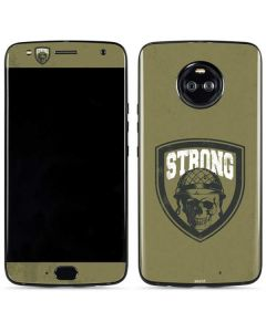 Military Strong Moto X4 Skin
