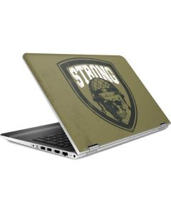 Military Strong HP Pavilion Skin