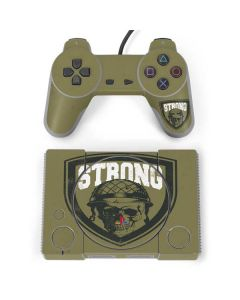 Military Strong PlayStation Classic Bundle Skin