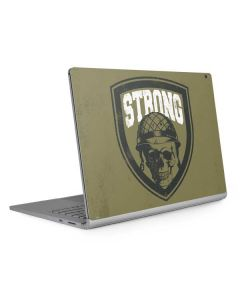 Military Strong Surface Book 2 15in Skin
