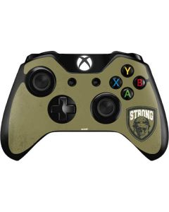 Military Strong Xbox One Controller Skin