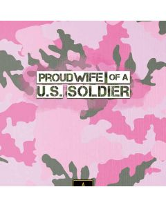 Proud Wife of a U.S. Soldier Acer Chromebook Skin