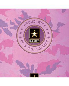 Proud Wife of a U.S. Soldier Camo Razer Phone 2 Skin
