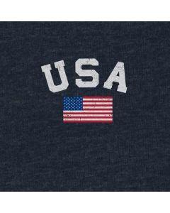 USA with American Flag Roomba i7 Plus Skin