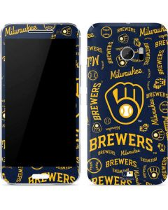Milwaukee Brewers - Cap Logo Blast 10 Skin