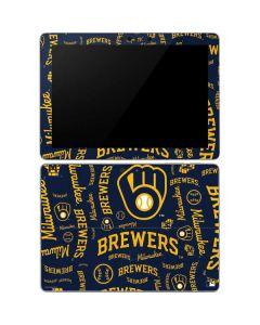 Milwaukee Brewers - Cap Logo Blast Surface Go Skin