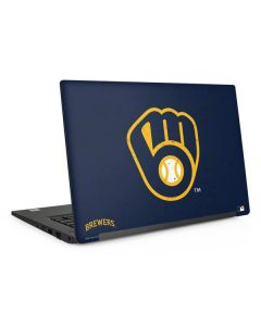 Milwaukee Brewers - Solid Distressed Dell Latitude Skin