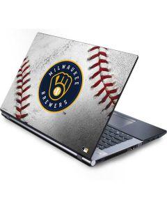 Milwaukee Brewers Game Ball Generic Laptop Skin