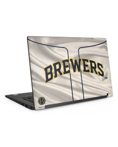 Milwaukee Brewers Home Jersey Dell Latitude Skin
