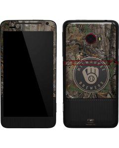 Milwaukee Brewers Realtree Xtra Camo EVO 4G LTE Skin
