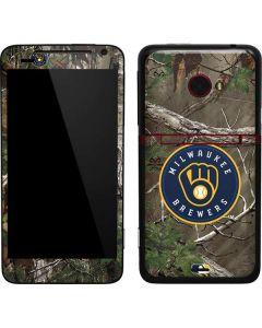 Milwaukee Brewers Realtree Xtra Green Camo EVO 4G LTE Skin